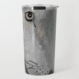 Roaming Wolf Travel Mug