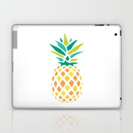 Summer Pineapple Laptop & iPad Skin