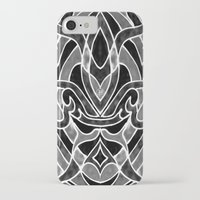 fleur de lis iPhone & iPod Cases featuring Fleur De Lis by ArtLovePassion