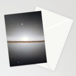 Sombrero Galaxy Stationery Cards