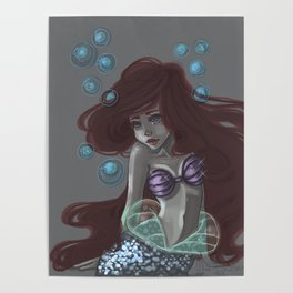 Under Water Poster