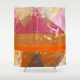 Popocatepetl Shower Curtain