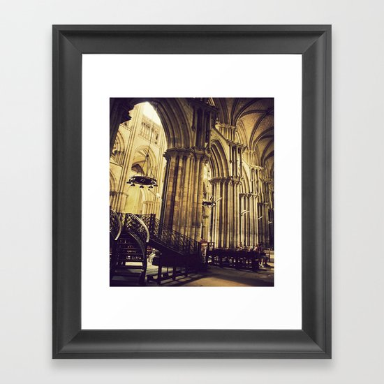 The Cathedral II Framed Art Print