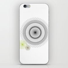 Modern Spiro Art #2 iPhone & iPod Skin