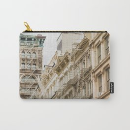 Soho Neutrals - NYC Photography Carry-All Pouch