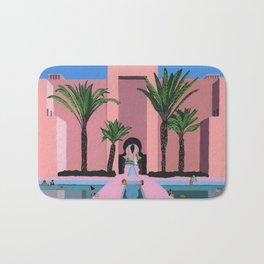 Abu Dhabi dip Bath Mat