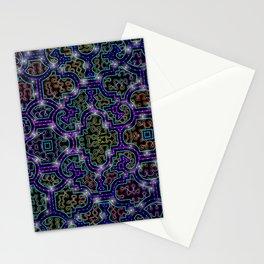 Shipibo Pattern Stationery Cards