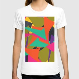 ALL OVER THE PLACE T-shirt