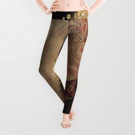 DANAE - GUSTAV KLIMT  Leggings
