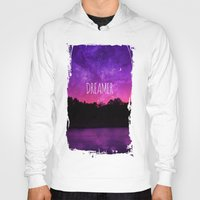 dreamer Hoodies featuring Dreamer by Berberism Lifestyle