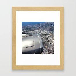 SYDNEY Framed Art Print