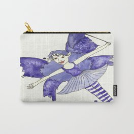 Blue Party Carry-All Pouch