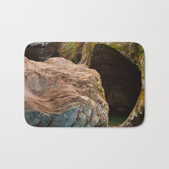 Gobble Rock Cave Bath Mat
