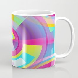 Pop Art Sphere Coffee Mug