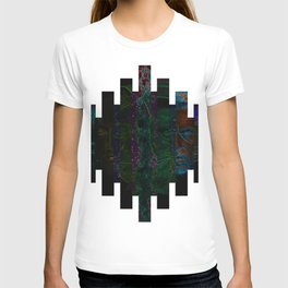 Faces of Outer Space T-shirt