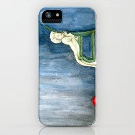 The Basement iPhone Case