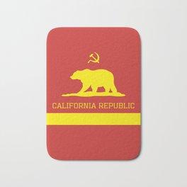 Cali Commie - California Communist Bath Mat