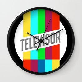 Televisor  Wall Clock