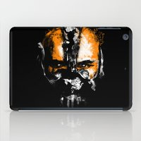 bane iPad Cases featuring Bane Rhymes with Pain by zerobriant
