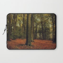 october beeches Laptop Sleeve