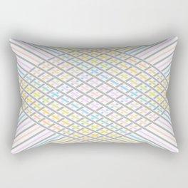 Stripes  3 Rectangular Pillow