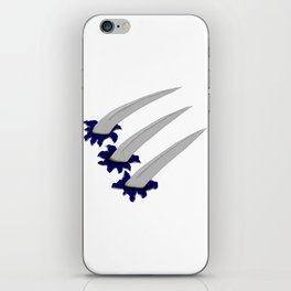 Superhero x-men iPhone Skin