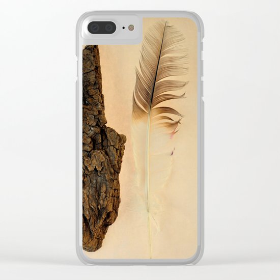 What Nature Gifts Clear iPhone Case