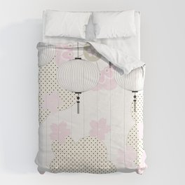 Chinese pattern Comforters