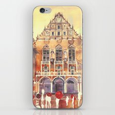 Poznań iPhone & iPod Skin