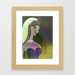JEZEBEL no33 Framed Art Print