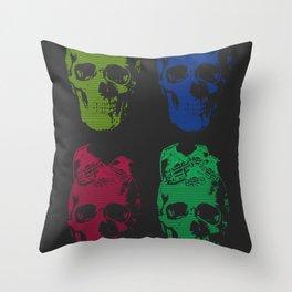 4 way Throw Pillow