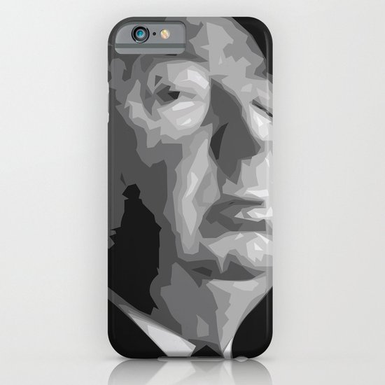 Alfred Hitchcock iPhone & iPod Case