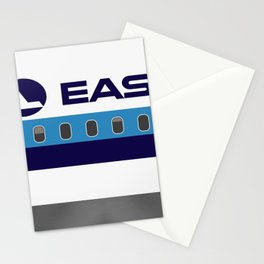 Plane Tees - Eastern Air Lines (White Top) Stationery Cards