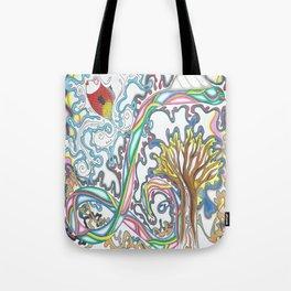 VYEL Collaboration  Tote Bag