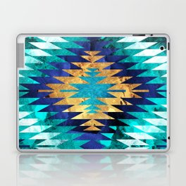 Inverted Navajo Suns Laptop & iPad Skin