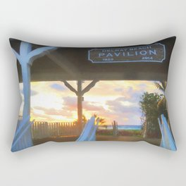 Delray Beach Pavilion Rectangular Pillow