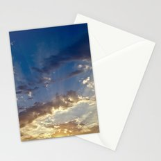 Sunset Over Compton Stationery Cards