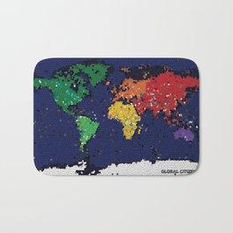 Global Citizen Bath Mat