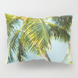 Maui Paradise Palms Pillow Sham