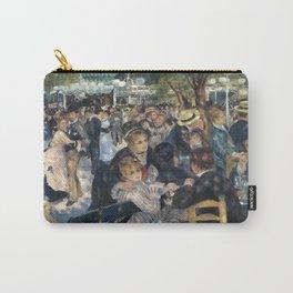 Pierre-August Renoir's Bal du moulin de la Galette Carry-All Pouch