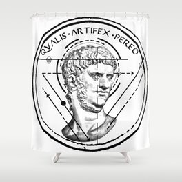 Collective unconscious - Scaenici Imperatoris Shower Curtain