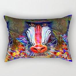 Commanding Rectangular Pillow