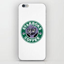 Starboks Coffee iPhone Skin