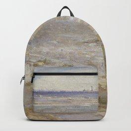 Coastal scene Backpack