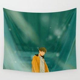 Euphoria Jungkook Wall Tapestry