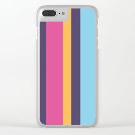 Boliviana three Clear iPhone Case