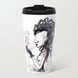 Sometimes, we are made of stars Travel Mug