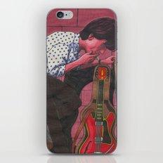 Johnny M. iPhone & iPod Skin
