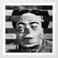 Frida x Diego Art Print