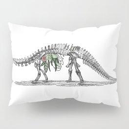 Brachio-foliage-asaurus Pillow Sham